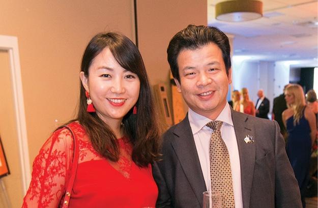 Clara Zhuang and Dan Liu