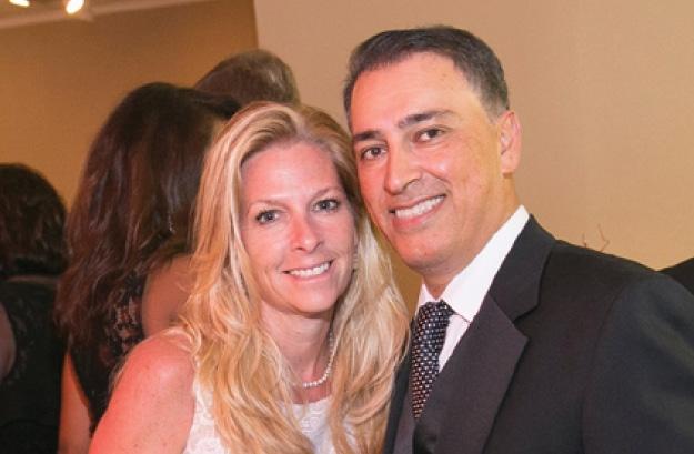 Michele Weissman and Michael Sartip