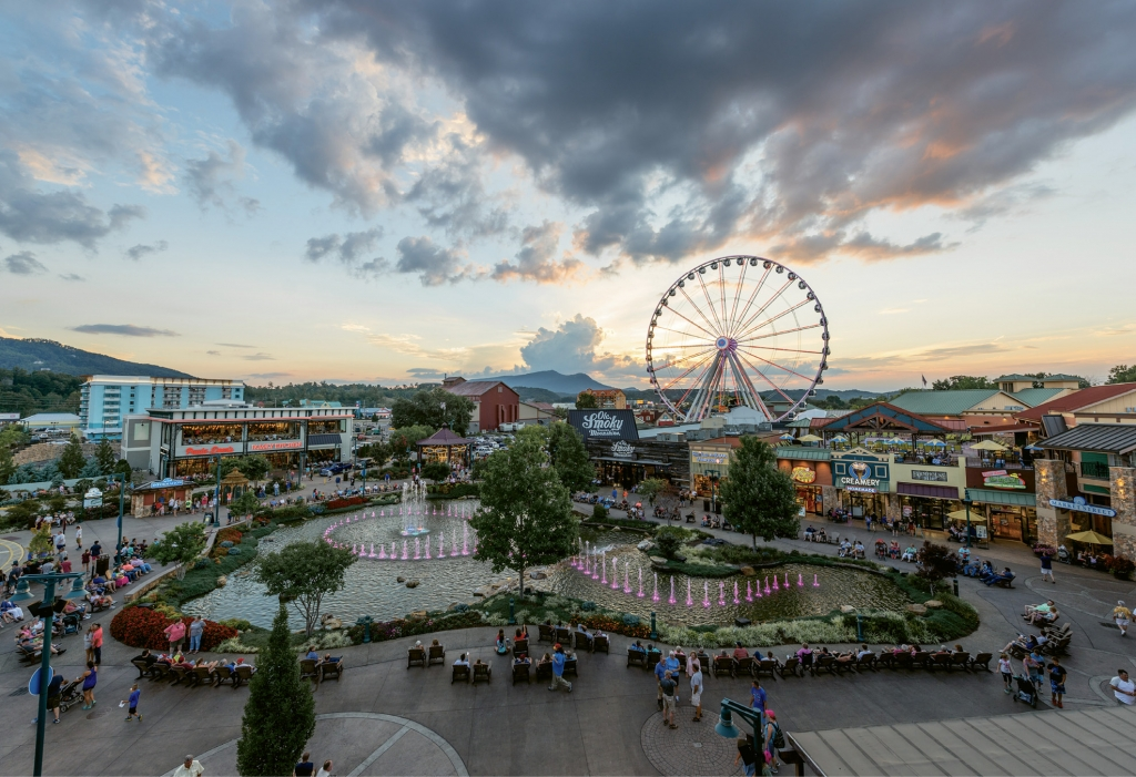 The Island is the Pigeon Forge destination for dining, shopping, rides and one-of-a-kind attractions.