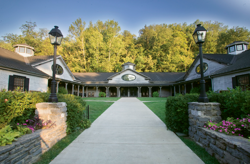 Jack Daniel's Distillery in Lynchburg is a 1.5-hour drive from Nashville. Taste the world's most popular whiskey and watch the 143-year-old process.