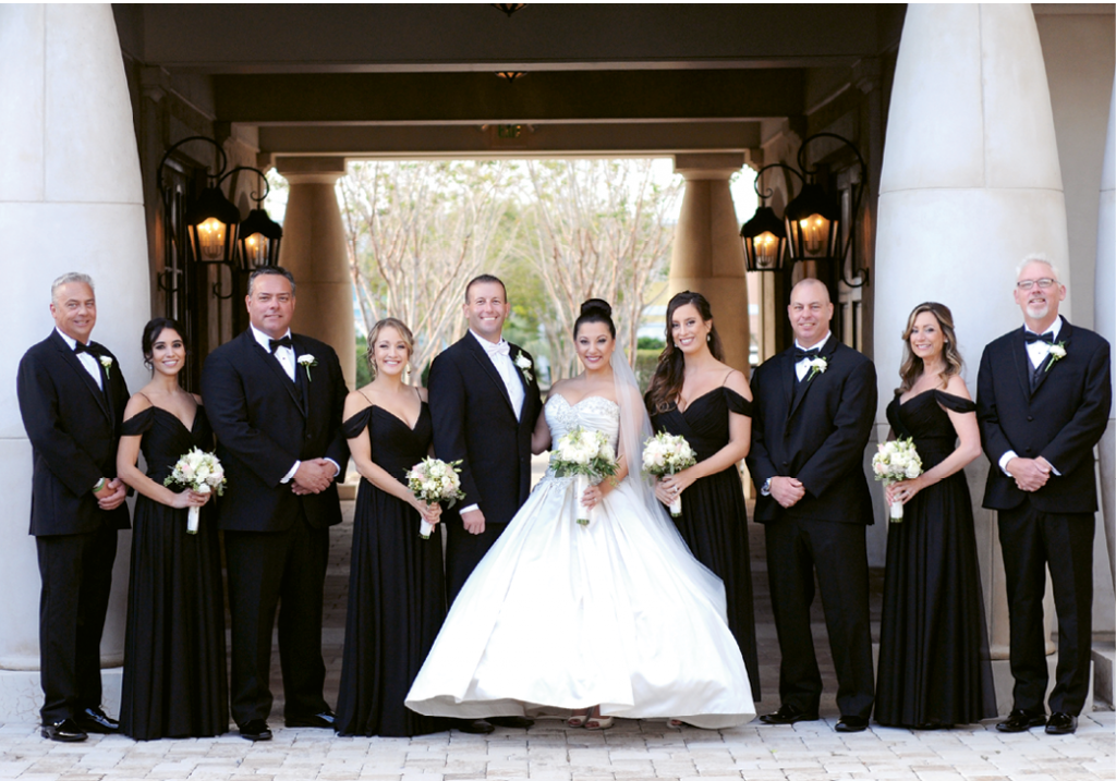Happily Ever After: 21 Main's VIP treatment made Erin feel like No. 1. She advises to pick a great team—and soak in the moment of your wedding day.